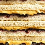 Fat Loss Nutrition: The Healthiest Peanut Butter & Jelly Sandwich In The World