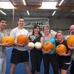 Napa Boot Camp's Halloween Great Pumpkin Workout