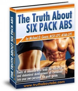 truth about abs 260x300 Spartan 300 Abs Workout