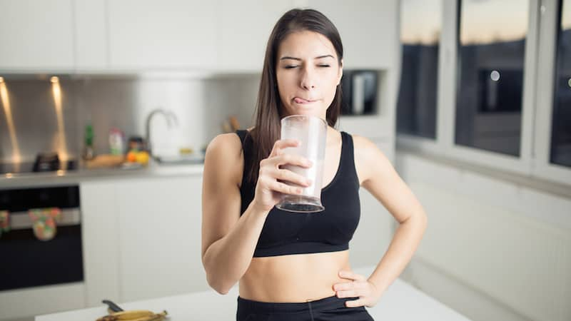 does milk make you lose weight