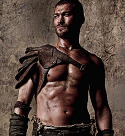 spar1 The Spartacus Workout 2.0