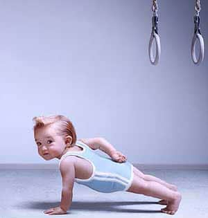 babyweightlifter Pushup Workout | Can You Survive The Ultimate Pushup Workout Routine?