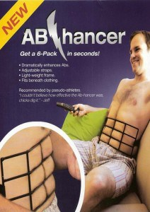 Instant Abs We Dont Need The Gym Any More