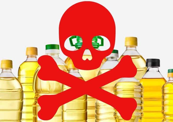 is vegetable oil healthy