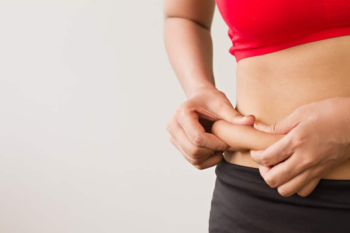 muffin top causes
