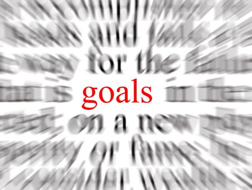 focus on goals