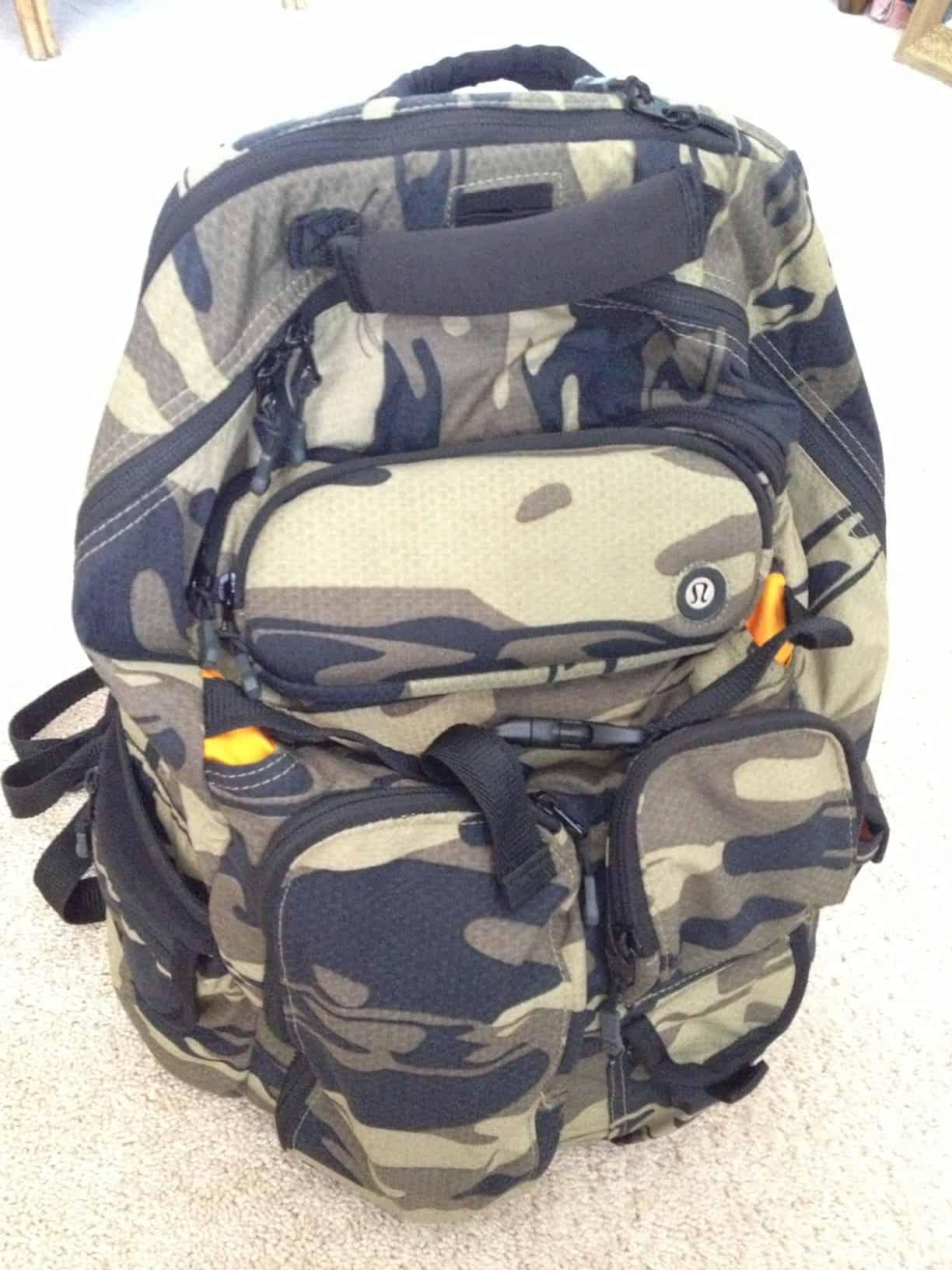 My 10 Best Gym Bag Essentials