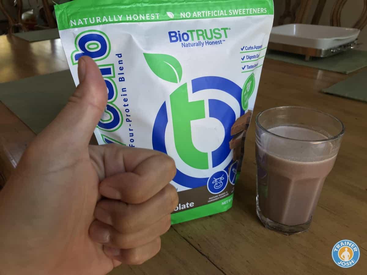 biotrust shake worth it
