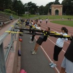 trx bootcamp workout 150x150 Can You Survive The Trainer Josh Workout?