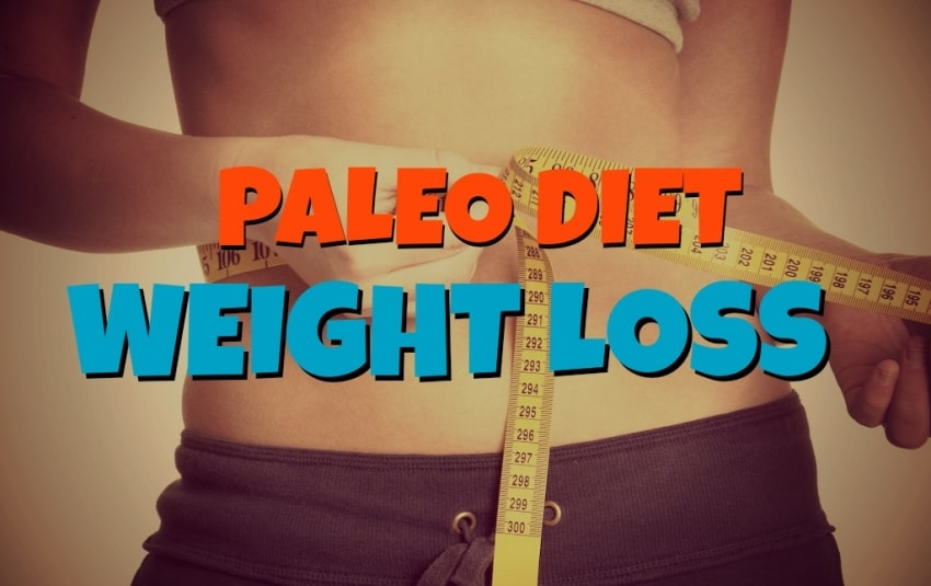 paleo diet weight loss before after