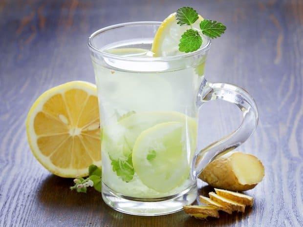 lemon water weight loss drinks