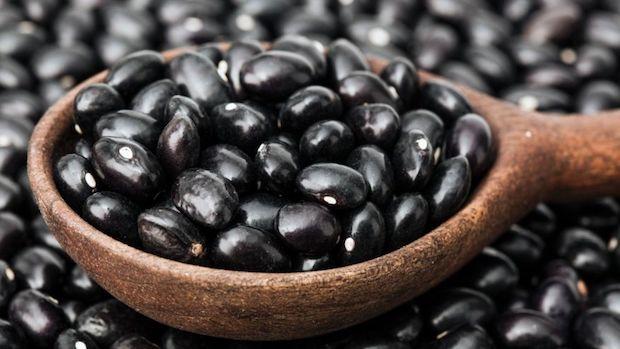 black beans superfood