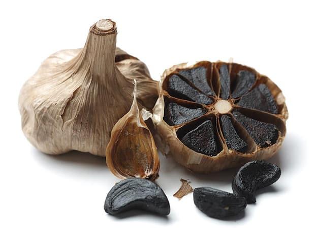 black garlic superfood