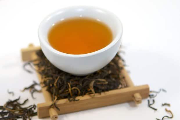 black tea superfood