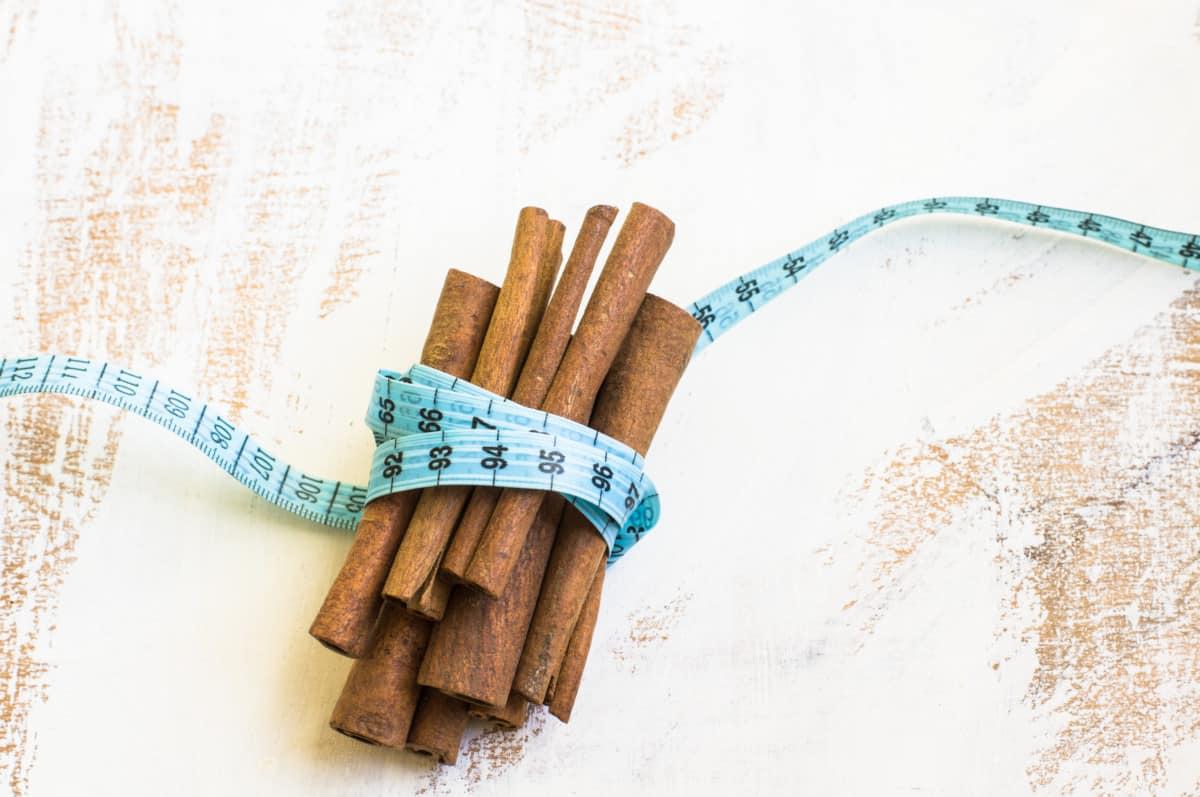 cinnamon sticks help you lose weight