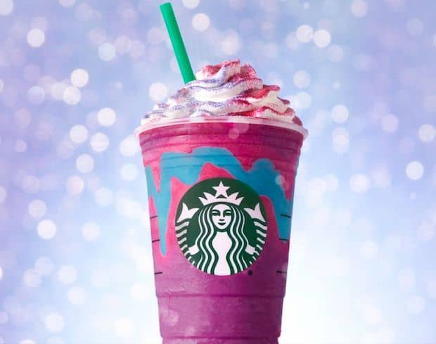 coffee and weight loss unicorn frappuccino
