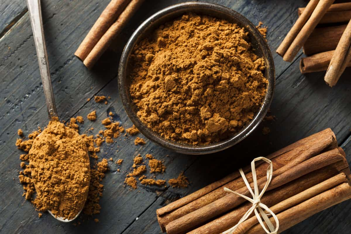 lose weight with cinnamon powder