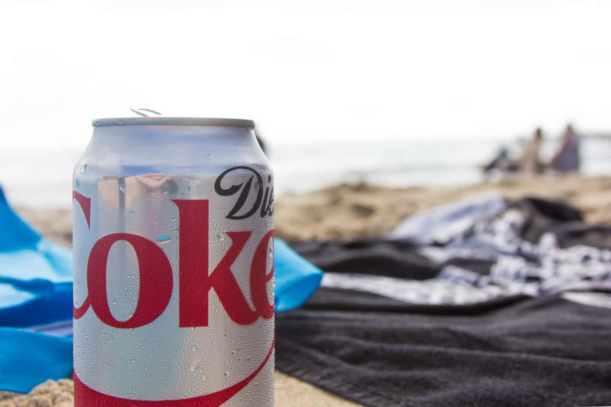 how to stop drinking diet sodas and artificial sweeteners
