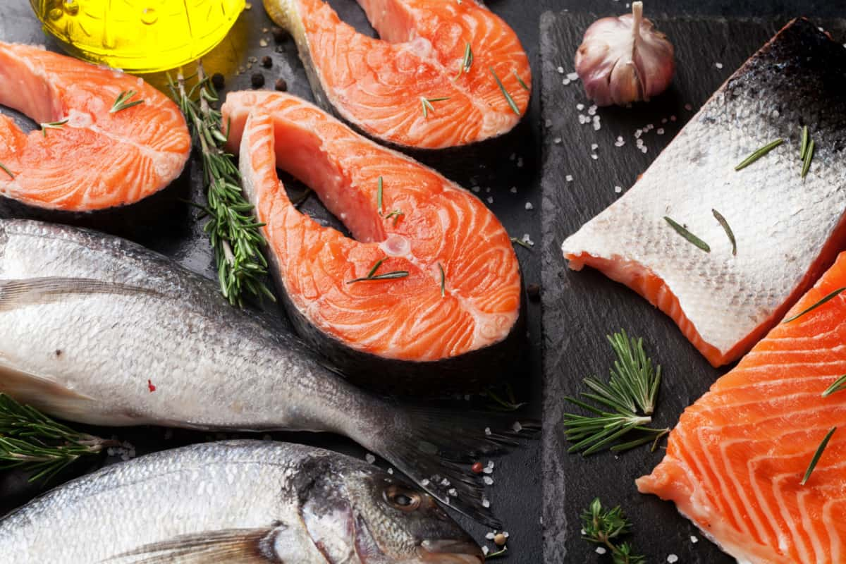 best fish for weight loss