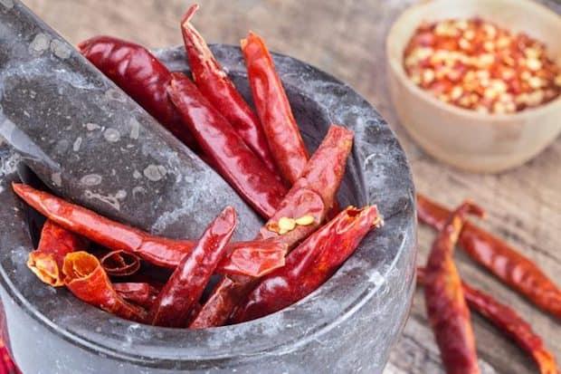 cayenne pepper workouts