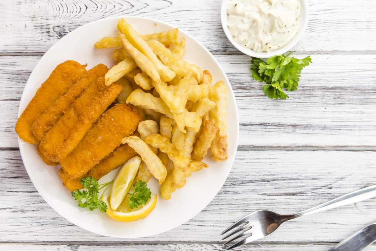 fish sticks are bad for you