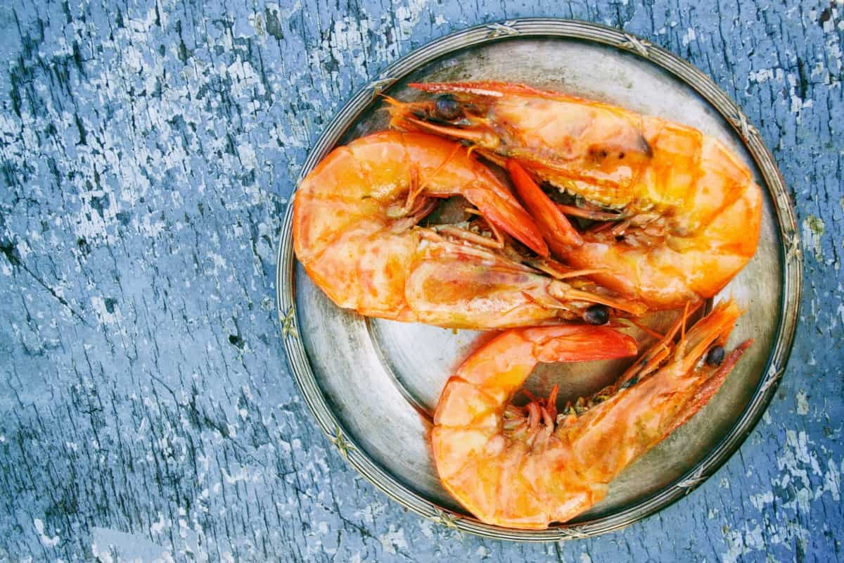 imported shrimp bad for you