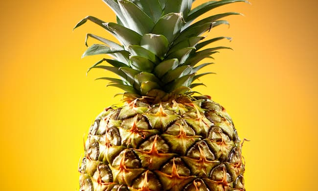 benefits of eating pineapples