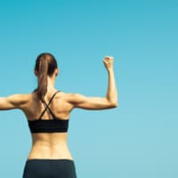 5 Best Exercises for Flabby Arms (Tighten Bat Wings Workout)