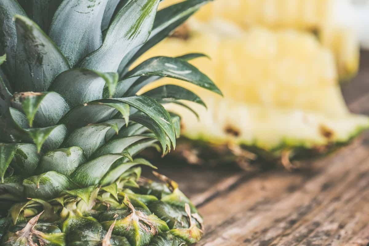 pineapples gut healing foods