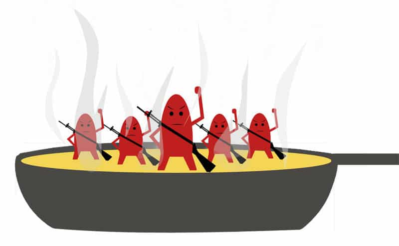 smoking point cooking oils