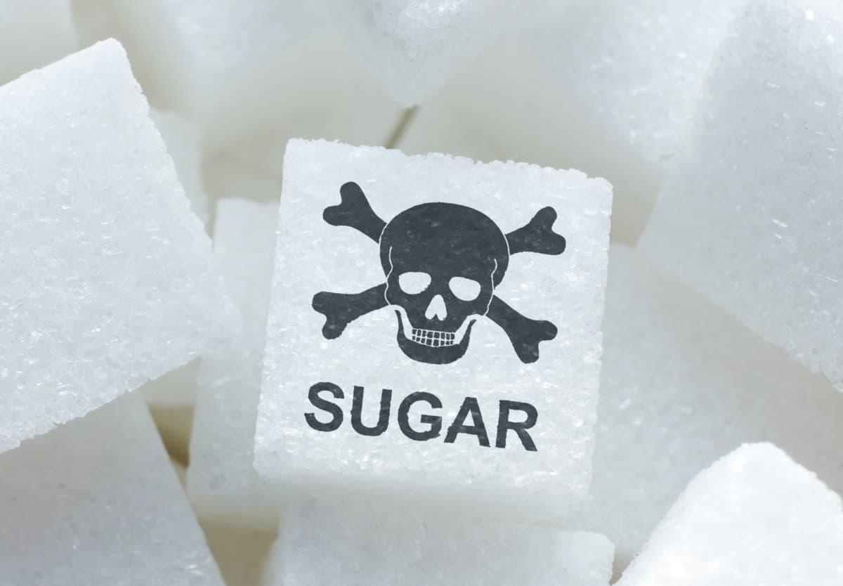 sugar causes leaky gut