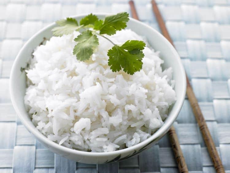 jasmine rice good for sleep