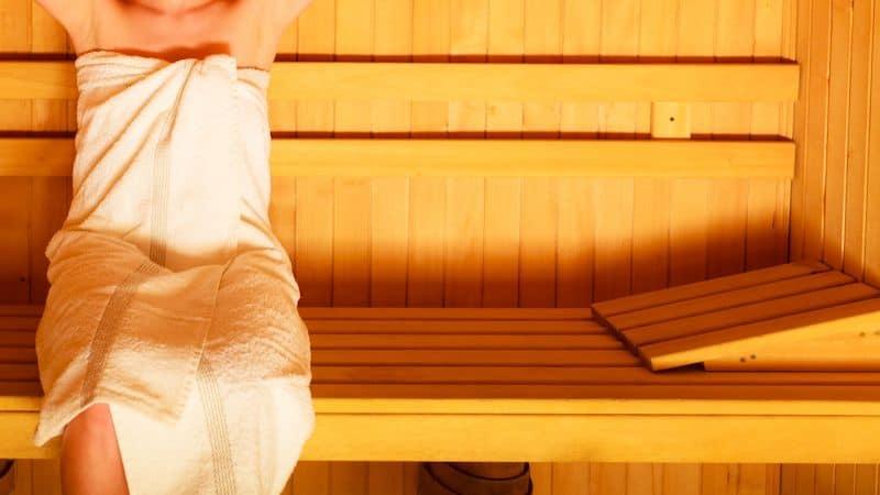 sauna tips