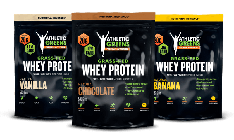 athletic greens protein