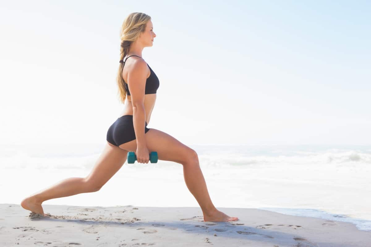 11 best exercises to lose thigh fat