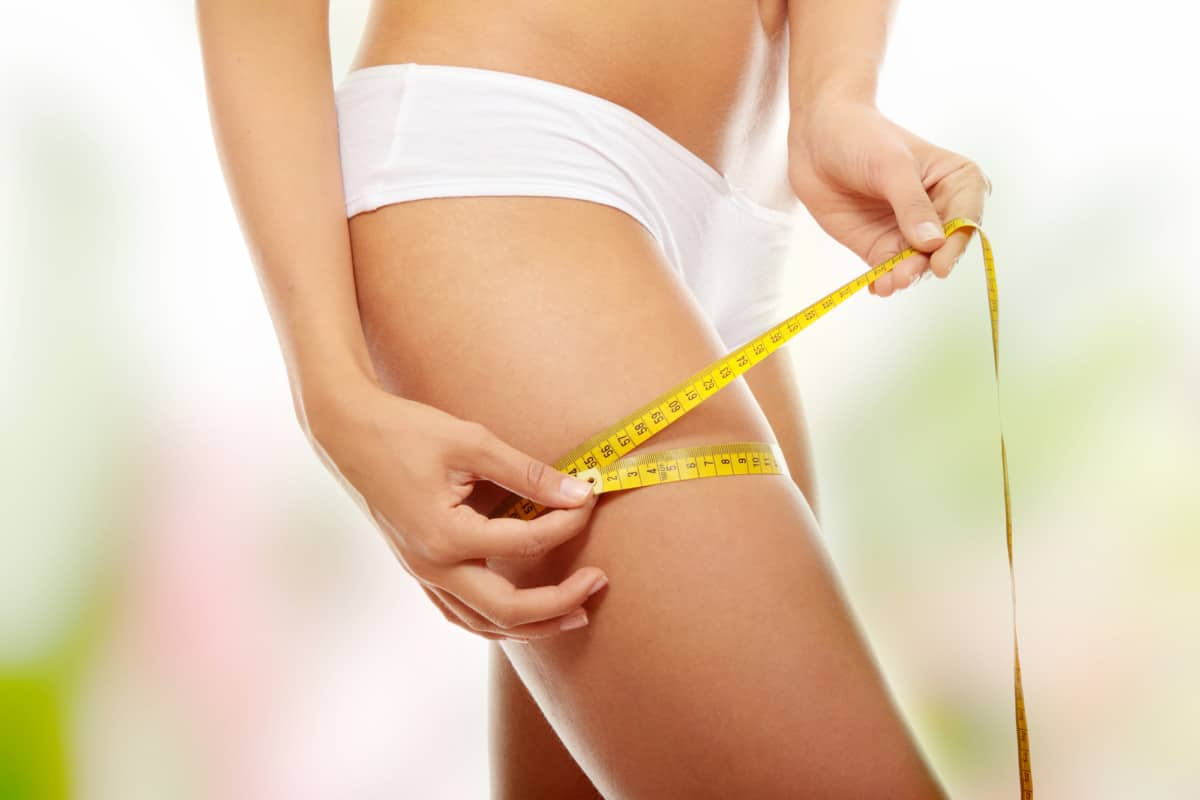 lose thigh fat in a week