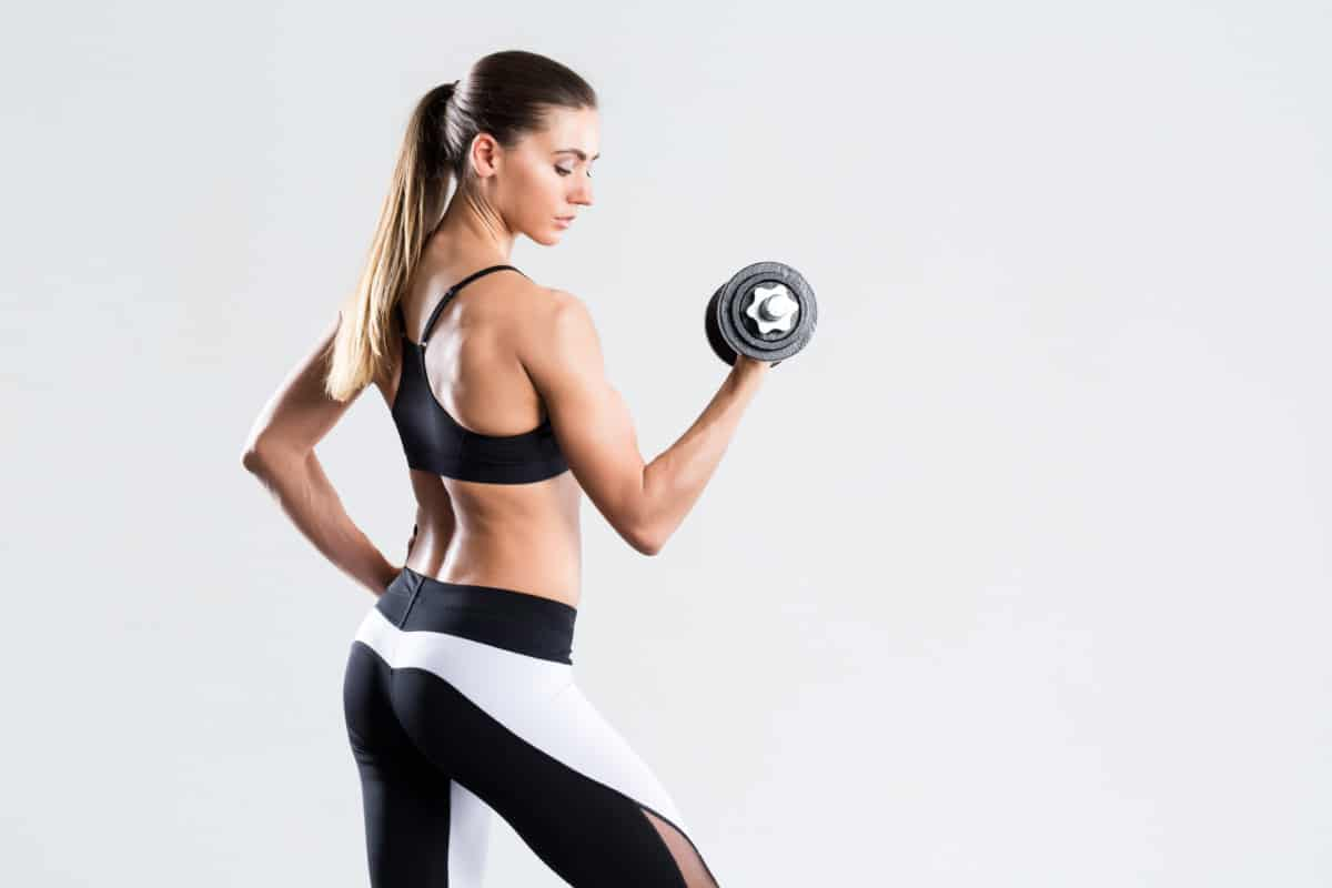 best arm toning exercises with weights
