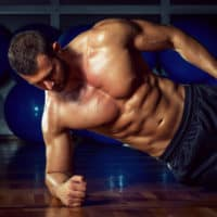 exercises to lose love handles side planks