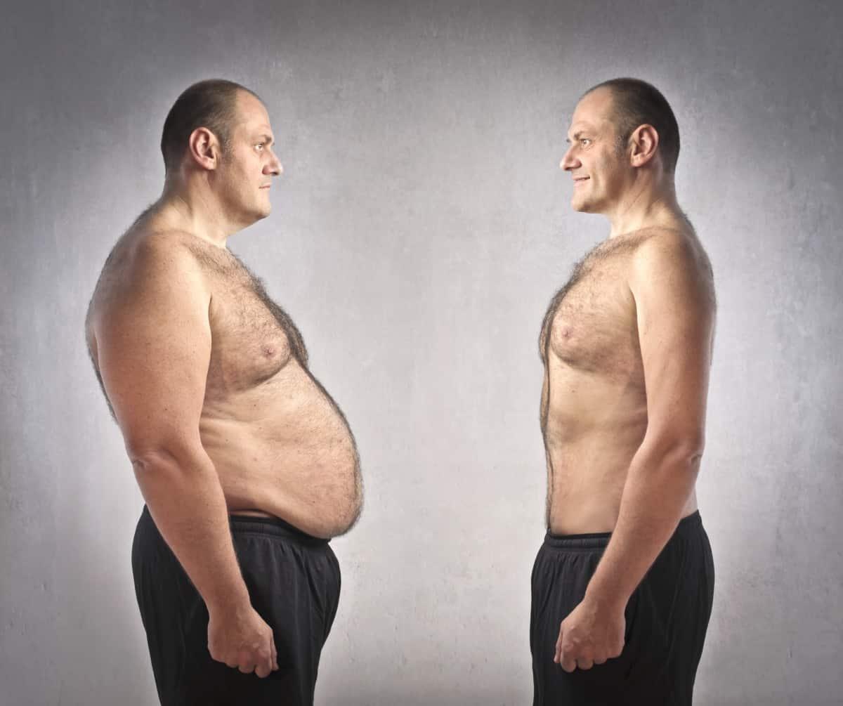 get rid of visceral fat