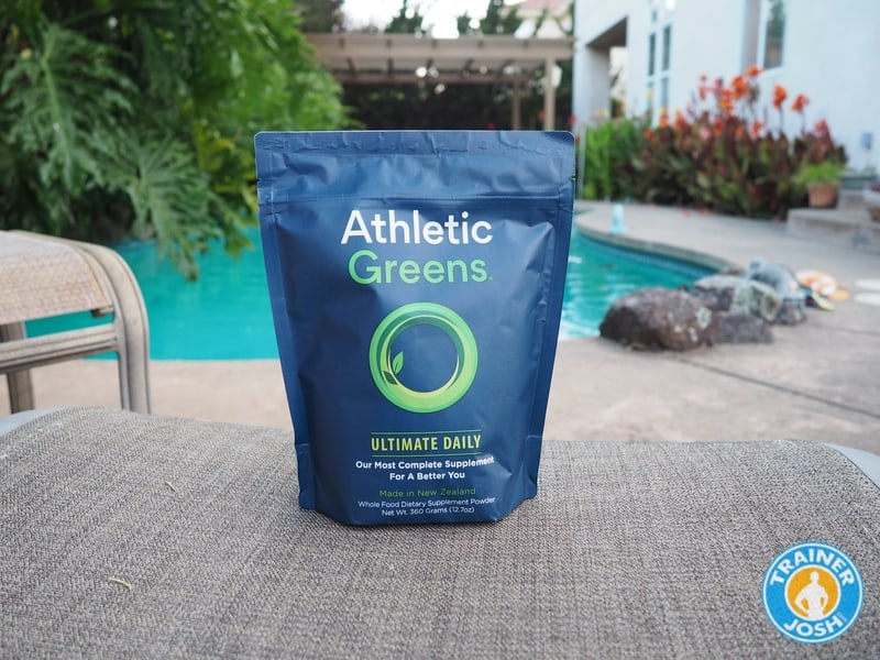 are athletic greens good