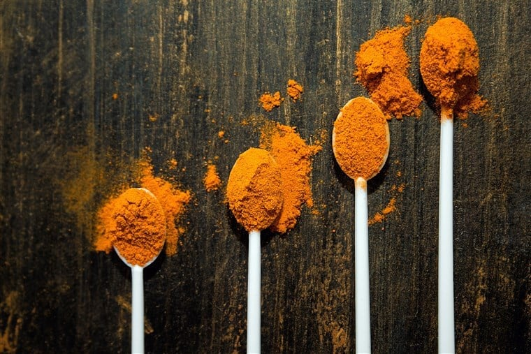 tumeric and weight loss benefits