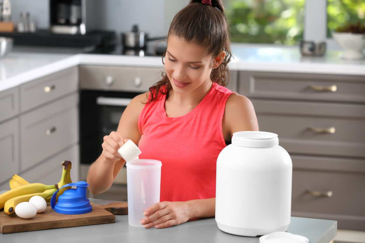 Benefits Of Whey Protein Powders