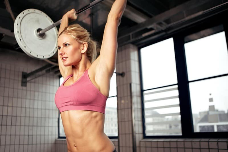 afterburn effect weightlifting