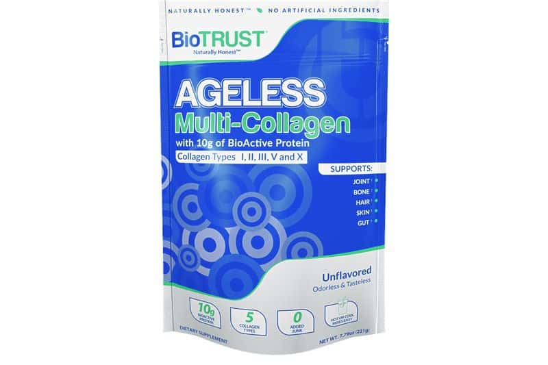 biotrust ageless multi-collagen