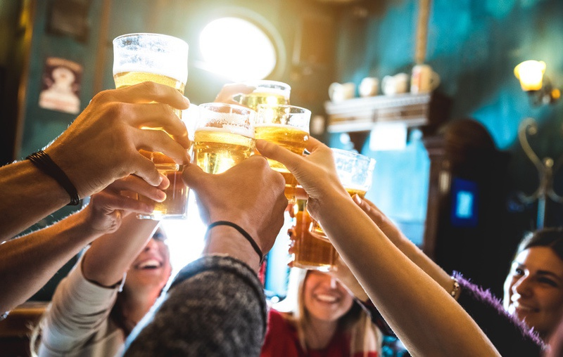 how to drink beer without gaining weight