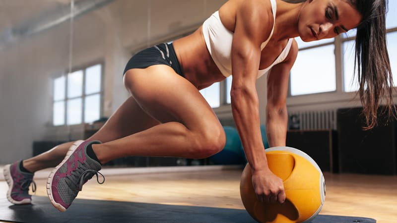 Exercises to Get Rid of Love Handles Women