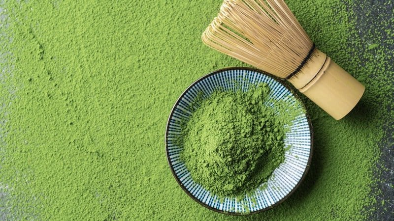 green tea intermittent fasting recipe