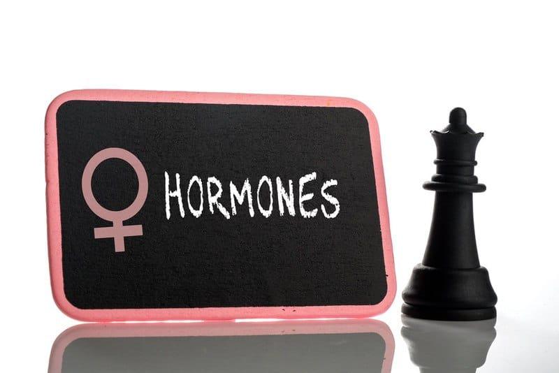 hormones love handles