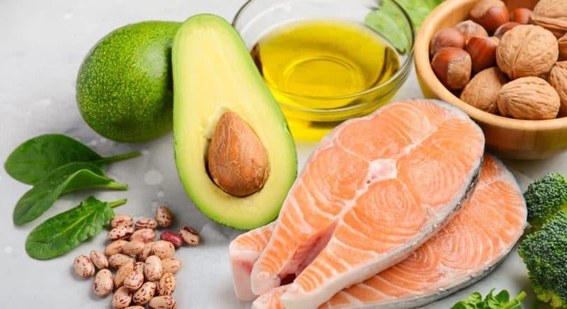 high protein diet good fats