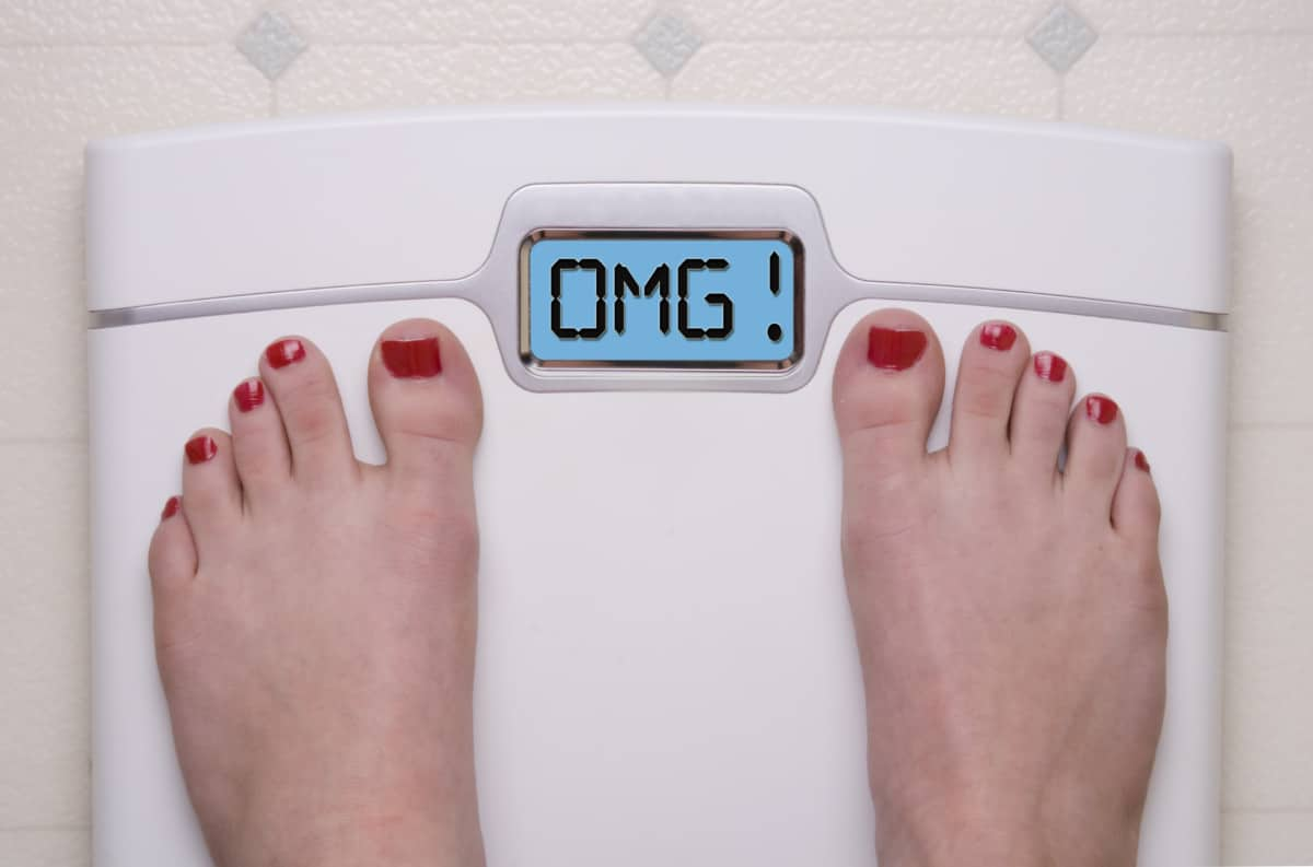 Problems With Losing a Lot of Weight the First Month